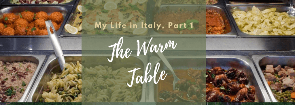 My life in Italy