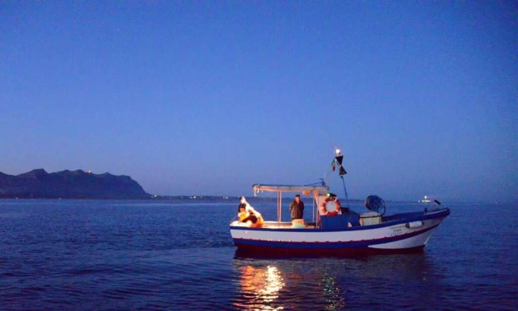 boating in sicily- making memories. Why traveling is so important