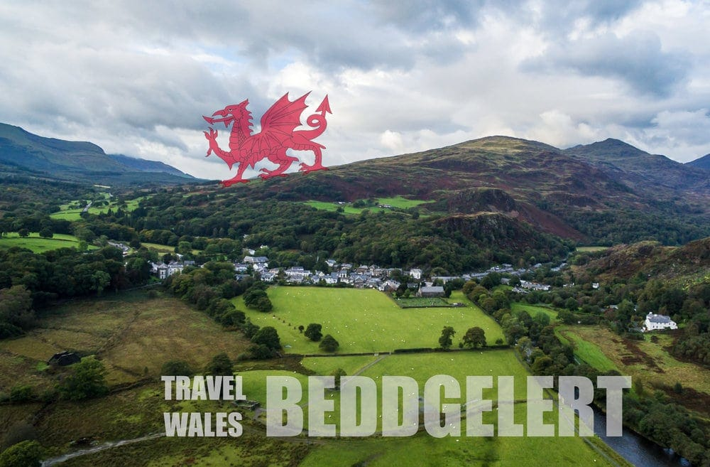 Travel Wales: A top place to stay in Snowdonia – Beddgelert – Part 1/3