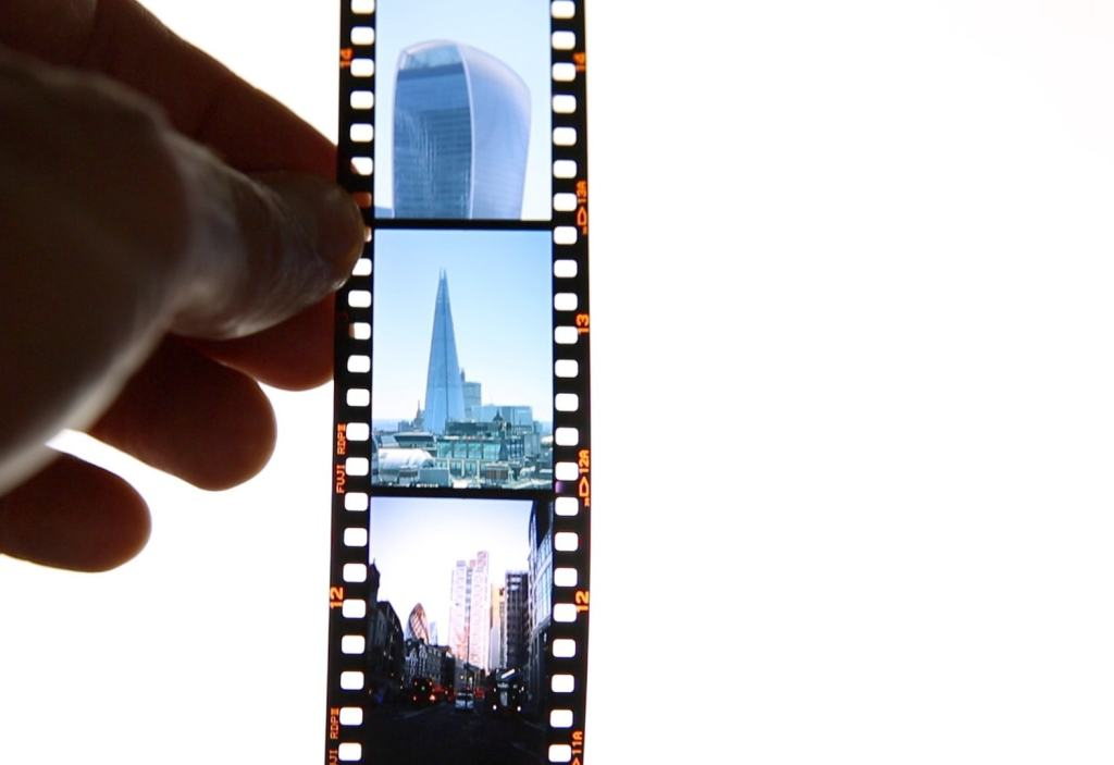 35mm Slide Film Guide