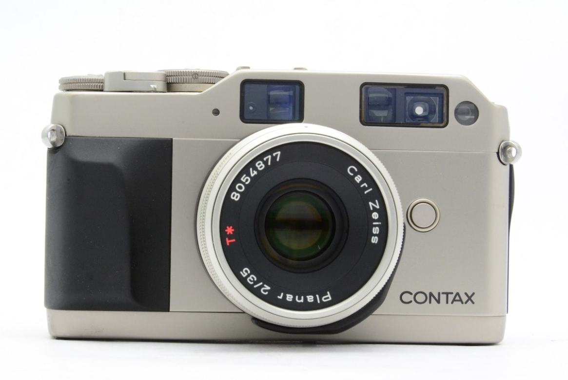 contax g1 review