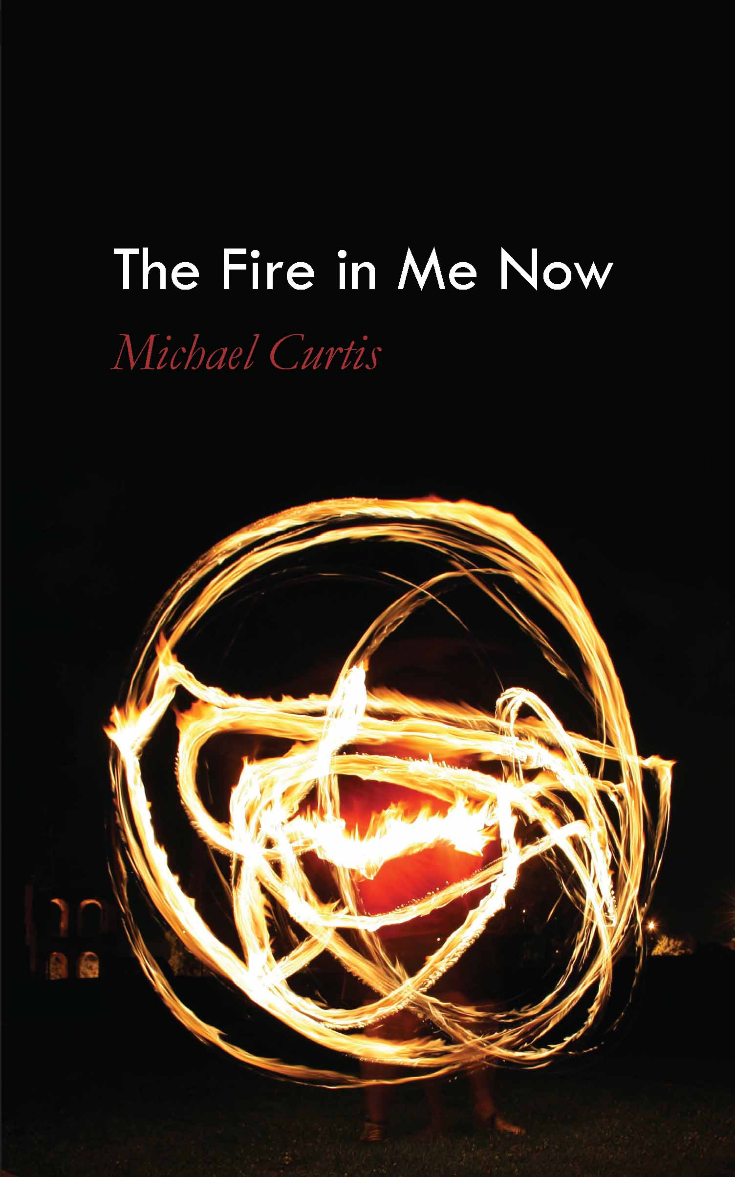 The Fire In Me Now by Michael Curtis