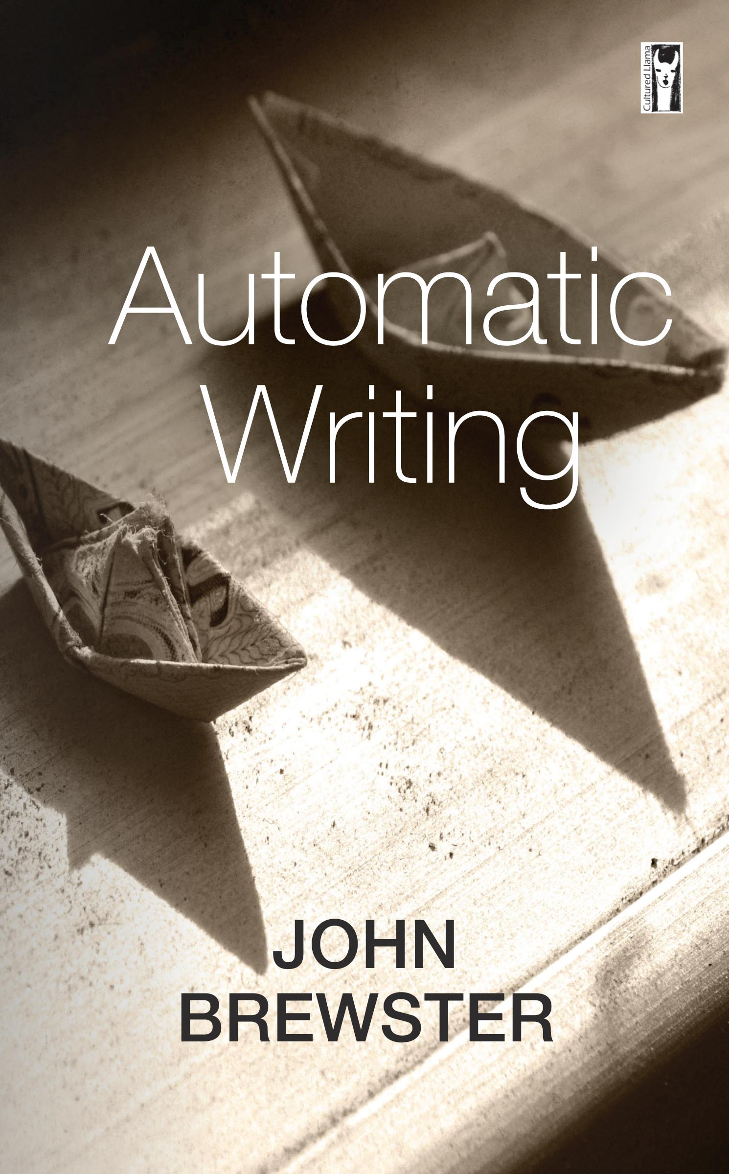 Automatic Writing by by John Brewster