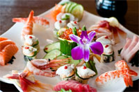 Sushi Mondays, $13.00 special