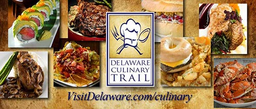 Cultured Pearl is a featured location on the new Delaware Culinary Trail!