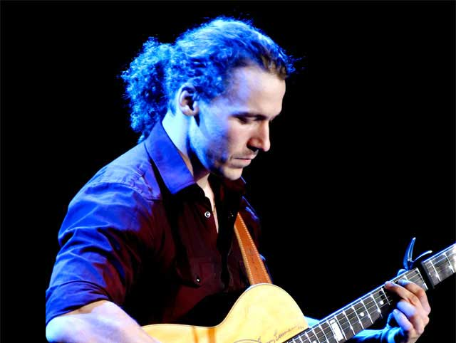 Shaun Hopper returning to The Cultured Pearl for a summer of shows Sat., June 23, 2012