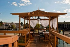 Reservations for The Cultured Pearl Rooftop Deck