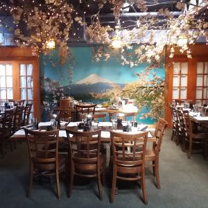 The Cultured Pearl Restaurant & Sushi Bar Cherry Blossom Room