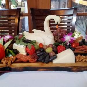 The Cultured Pearl Restaurant & Sushi Bar Special Events Catering