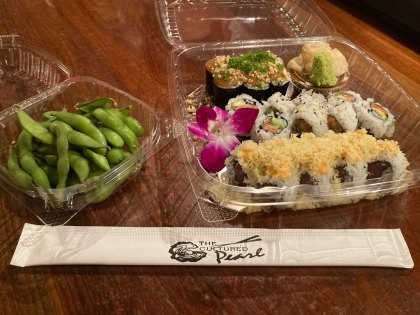 Monday Night Sushi Special
