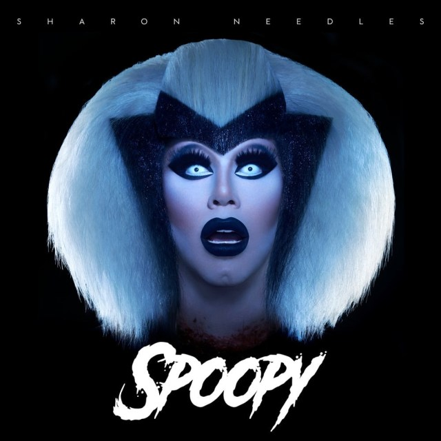 Music: Sharon Needles Unveils 'Spoopy' Halloween EP