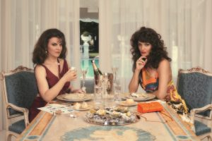 Fashion: Versace's New Romance Novel Inspired Campaign 'Holiday Saga' is Camp Heaven