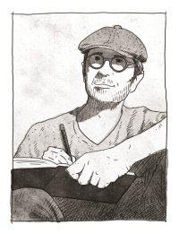 autoportrait Stephane Lemardele