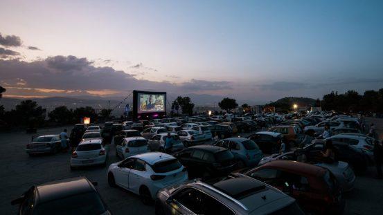 City Drive-in στο Λυκαβηττό: Το πρόγραμμα του Ιουλίου – Ακύρωση