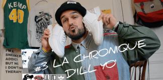 chronique ill yo 3 sneakers