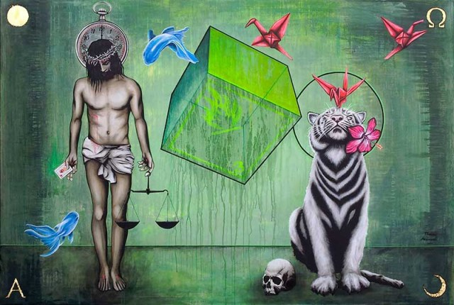 thomas mainardi street art pop