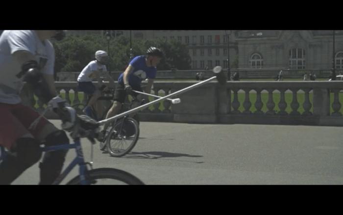 paris bike polo association