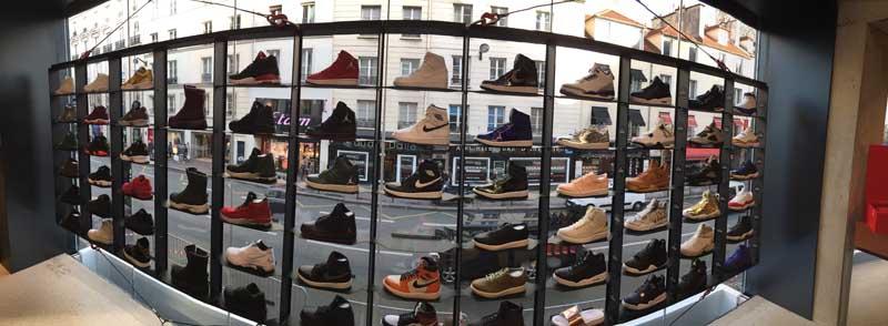 trama Elástico Sin alterar  Jordan Bastille est le 1er shop Jordan à ouvrir en Europe