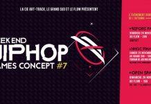 Hip hop games concept LILLE