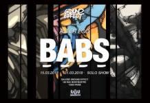 babs expo graffiti paris