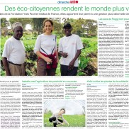 Article journal Ouest France 2013