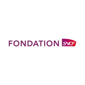 Logo Fondation SNCF