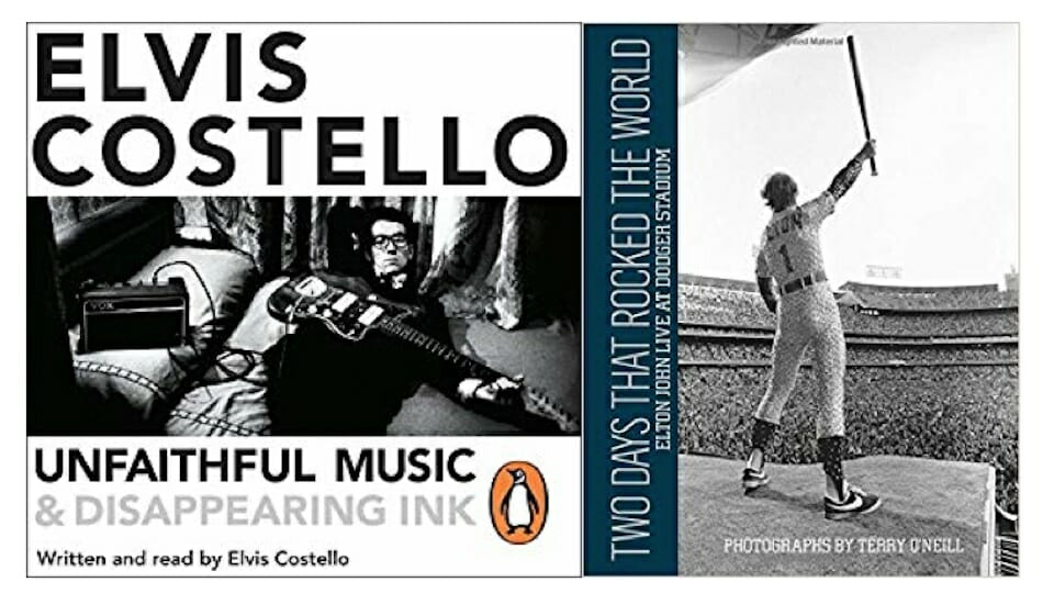 Elton and Elvis Books