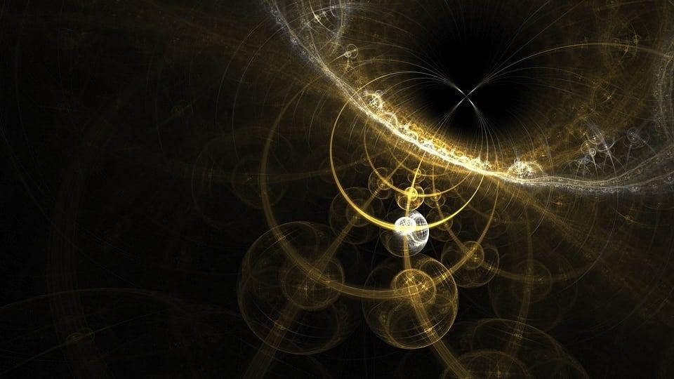 Public domain image of fractal