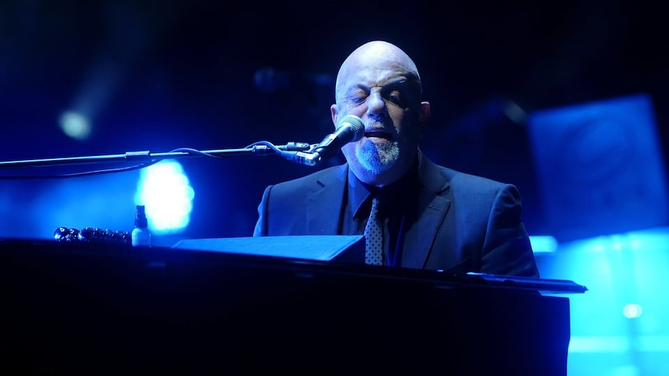 Billy Joel Concert Courtesy of Getty Images