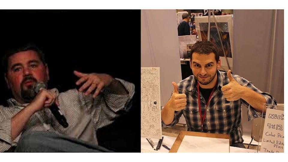 Jonathan Hickman and Nick Pitarra