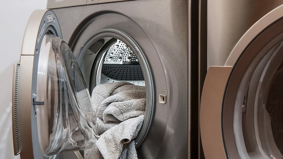 Washing Machine (Public Domain)