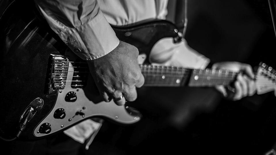 Anonymous Guitarist (Public Domain)