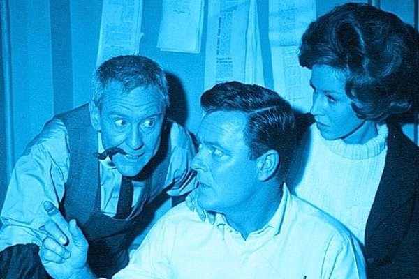 Twilight Zone Burgess Meredith Public Domain