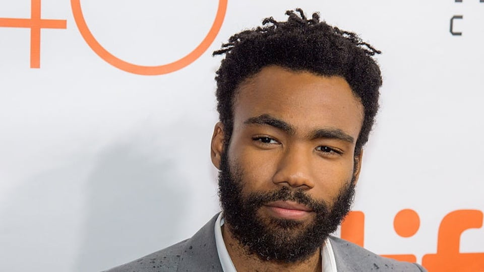 Donald Glover Public Domain Pic