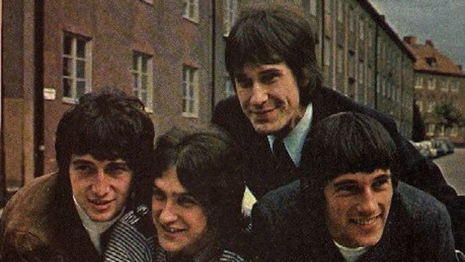 The Kinks in Sweden Public Domain