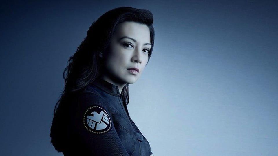 "Melinda May From ""Agents of S.H.I.E.L.D."""