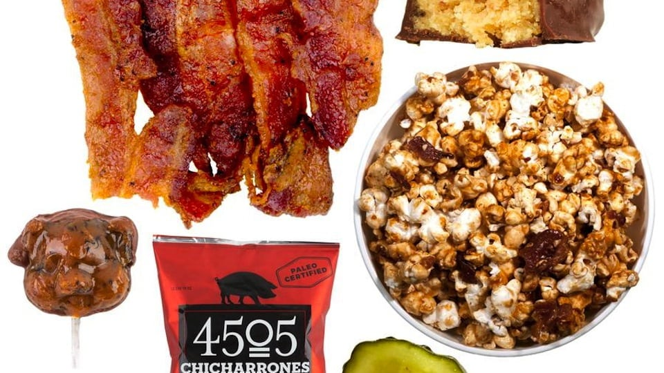 Mouth Foods Bacon Variety Pack