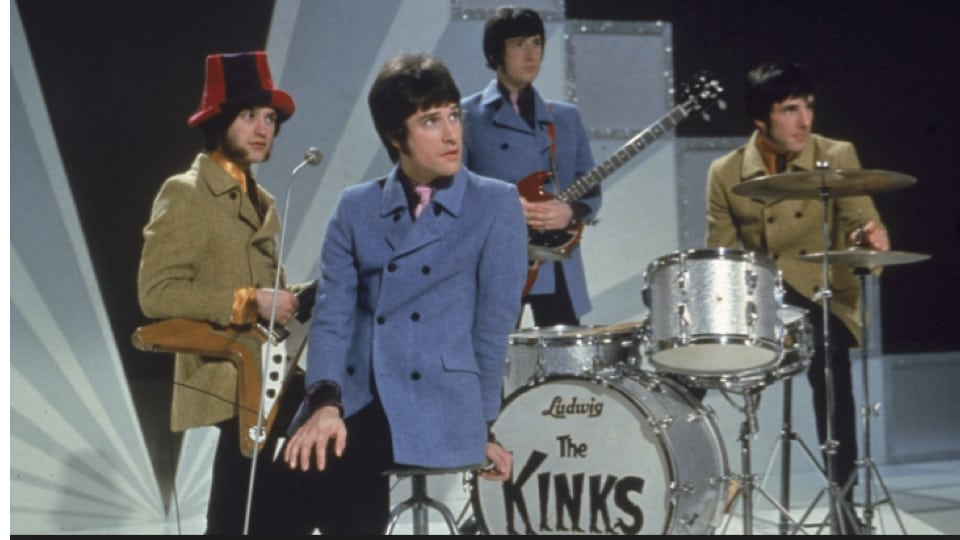 kinks british period