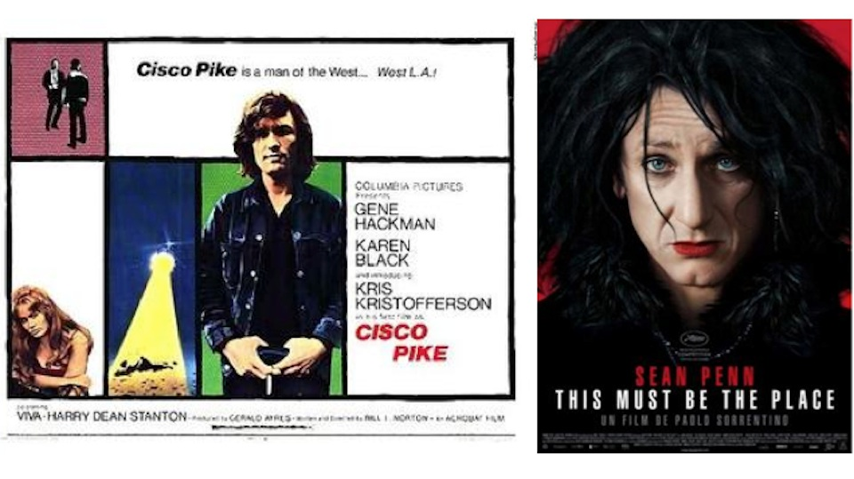 Cisco Pike and This Must Be the Place posters
