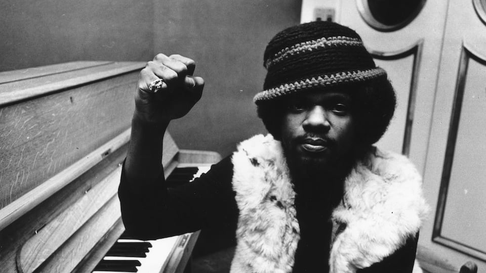 Billy Preston courtesy of Getty Images
