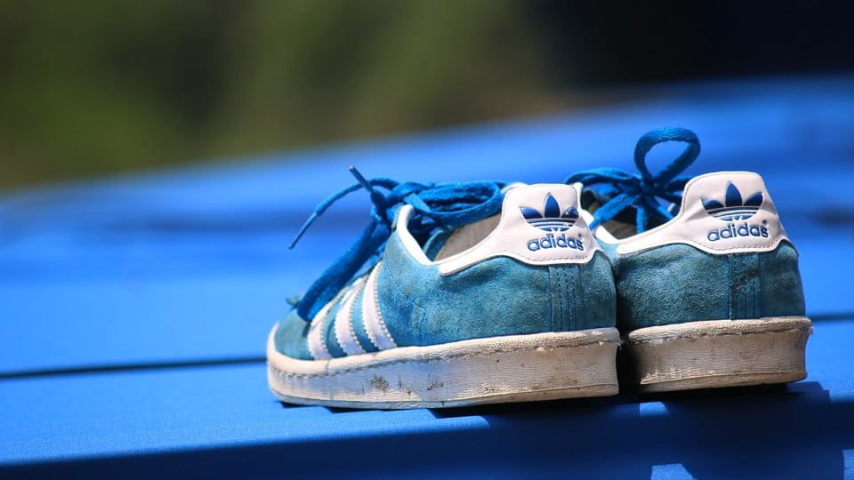 Adidas Sneakers (Public Domain image)