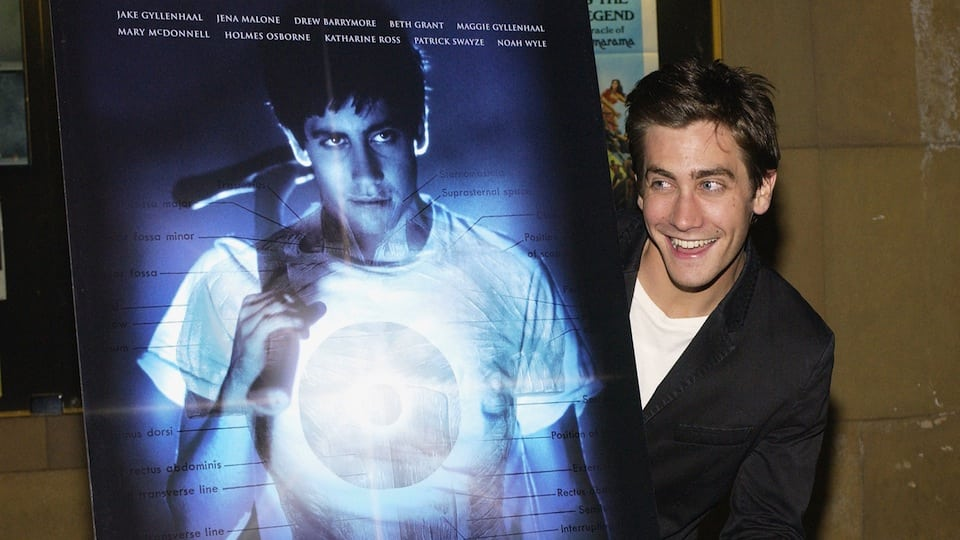 Jake Gyllenhaal / Donnie Darko courtesy of Getty Images