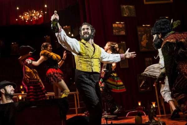 Josh Groban on Broadway