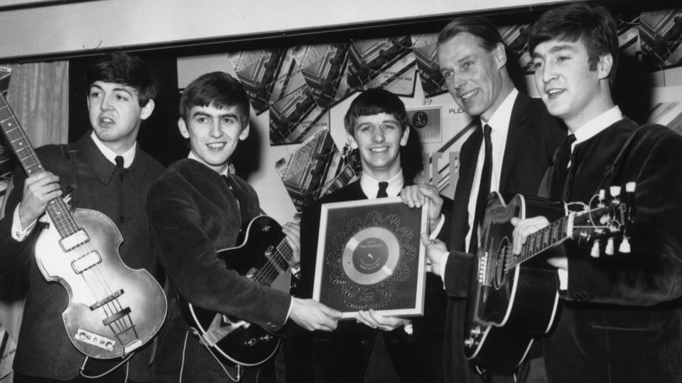 Fifth Beatle George Martin