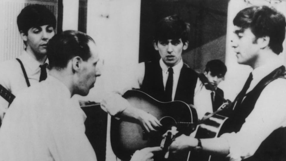 beatles records guest performances