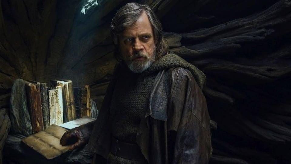 The Last Jedi Courtesy of Lucas Films