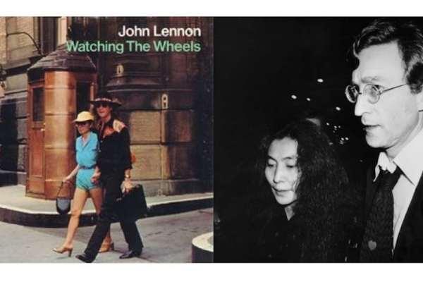 Yoko Ono and John Lennon 1980 Courtesy of Keystone/Hulton Archive/Getty Images