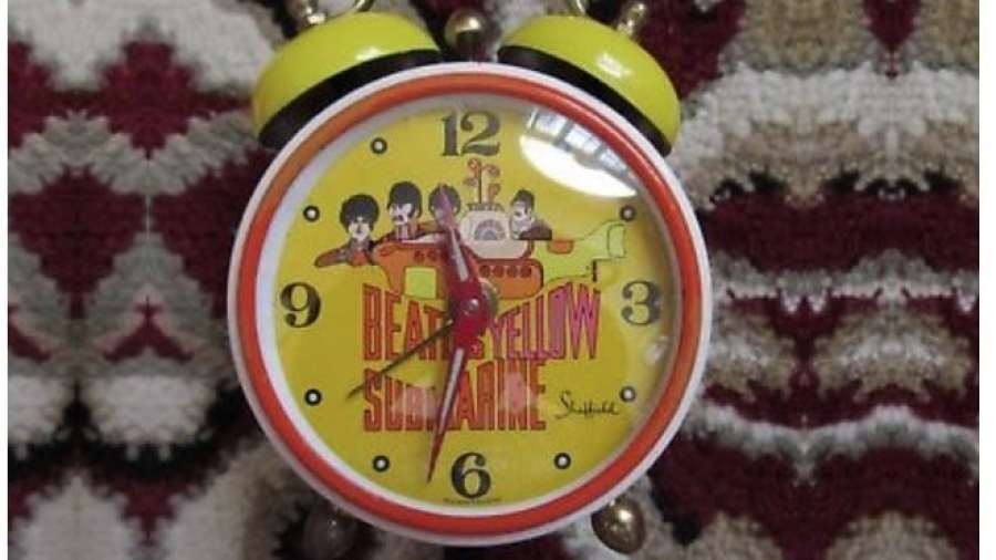 Beatle Alarm Clock