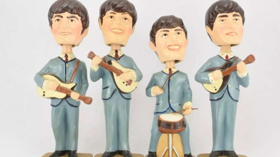 Beatles Bobbleheads