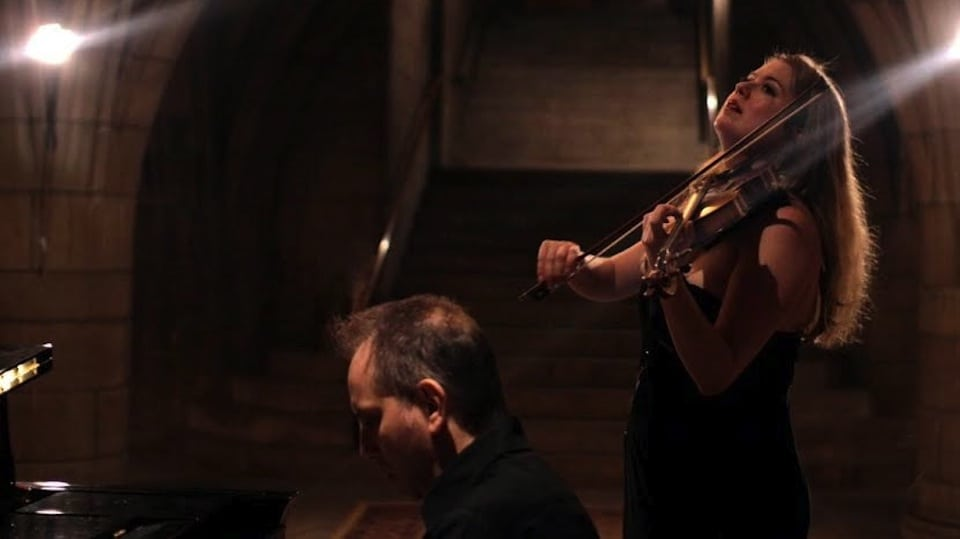 classical meets gypsy music